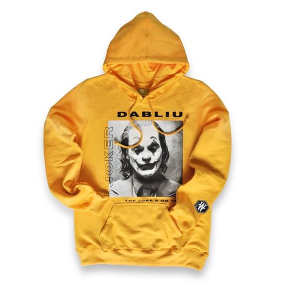 Blusa Moletom Dabliu Joker Yellow