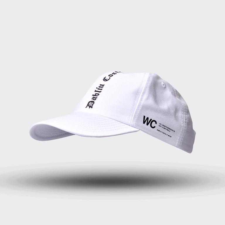 Boné Dad Hat Dabliu Branco