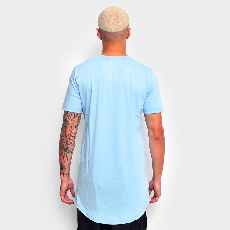 Camiseta Azul New Dab Smile Dabliu