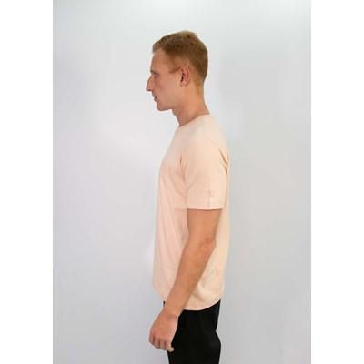 Camiseta Básica Necessary Rosa