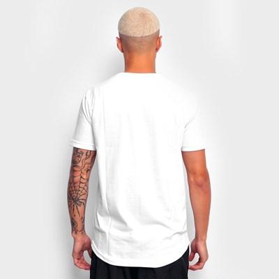Camiseta Branca Dab Caveira Branca Dabliu