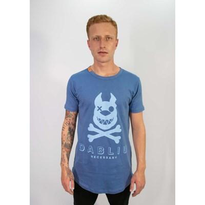 Camiseta Dab Pirata Azul