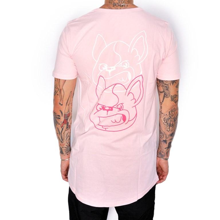 Camiseta Dabliu Big Dab Pink