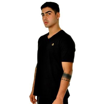 Camiseta Dabliu Brasão Black