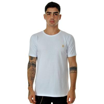 Camiseta Dabliu Brasão White