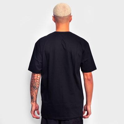Camiseta Dabliu College Preta