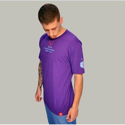 Camiseta Dabliu F & F Squad Roxa