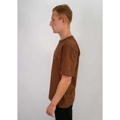 Camiseta Dabliu Necessary Marrom