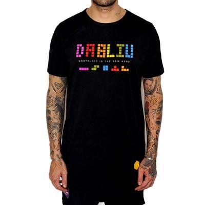 Camiseta Dabliu Tetris