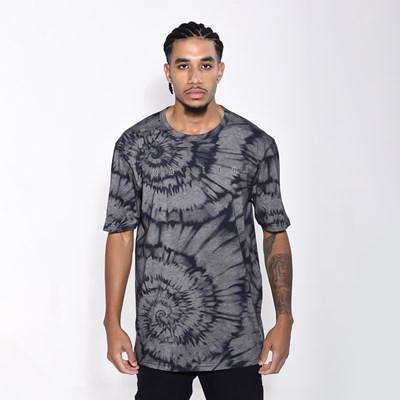 Camiseta Dabliu Tie Dye Preta