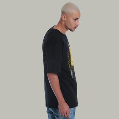 Camiseta Regular Dabliu Fire Hands