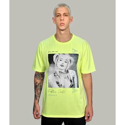Camiseta Regular Neon Alerquina Dabliu