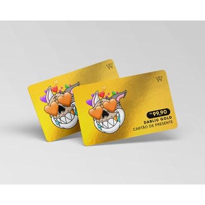 Cartão virtual presente R$ 99,90