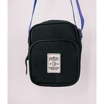 Shoulder Bag Tag Preta